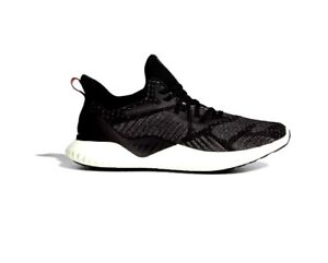 huge selection of ee67e 03535 Image is loading Adidas-Alphabounce-Beyond-Running-Shoes-Core-Black-Mens-