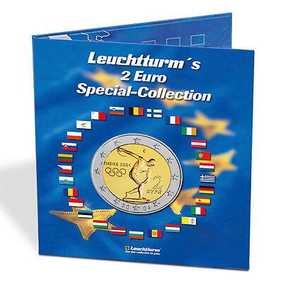Euro Coins Collection Album PRESSO Volume 2 Leuchtturm 337527 Currency Album