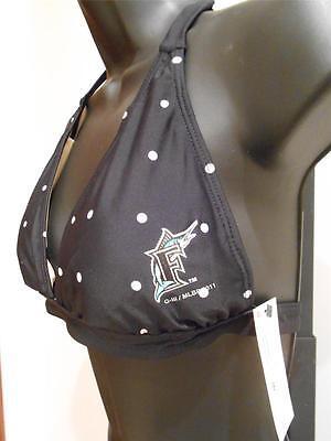 Weitere Ballsportarten Sport Haben Sie Einen Fragenden Verstand Neu Florida Miami Marlins Damen Größen S-m-l-xl Badeanzug Bikini Oberteil
