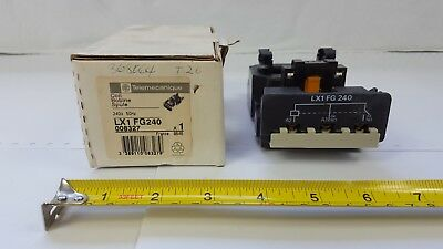 Aftermarket TelemecaniqueLX1-FG240 240v Coil For LC1F185 LC1F225 New in Box