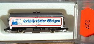 Schöfferhofer Blé, Kolls 87006 Märklin 8600 (Voie Z) 1/220 227