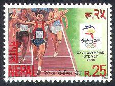 Nepal 2000 Olympic Games/Olympics/Sports/Running/Athletics 1v (n40037)