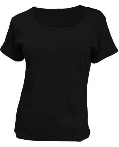 "Sonia Originelli Damen T-Shirt /""Uni/"" Einfarbig Basic Teens Baumwolle Neu"