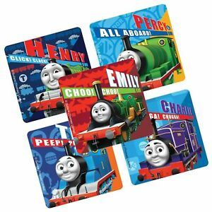 Thomas the tank assorted stickers x 5 packs