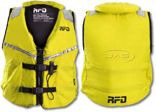 Level 100 Lifejacket//Vest RFD MISTRAL FEM ADULT XS-S 40-60KG PFD LIFE JACKET