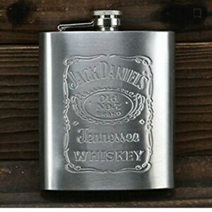 Seattle Seahawks Laser Etched 8oz Flask