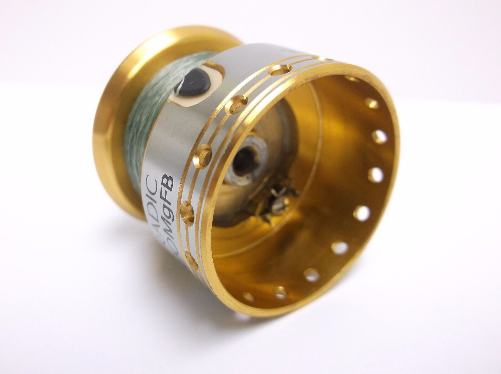 USED SHIMANO SPINNING MgFB REEL PART - Stradic 1000 MgFB SPINNING - Spool Assembly  D 9f58e8