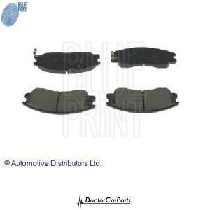 Pastillas-de-freno-delantero-Para-Hyundai-H-1-Starex-2-5-97-07-eleccion-1-2-D4BH-TCiD-TD-ADL