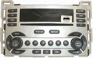 2006 chevy equinox radio not working