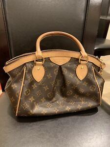 2ee9d7c07479 Image is loading Louis-Vuitton-Monogram-Canvas-Tivoli-PM-Handbag