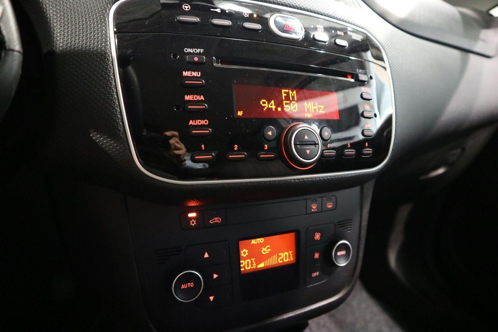 Fiat Punto 0,9 TwinAir 100 Lounge Edition - billede 4