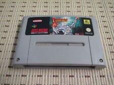 Super Turrican für Super Nintendo SNES