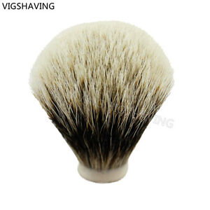 22mm-Knot-Finest-Two-Band-Badger-Hair-Shave-Brushes-Knot