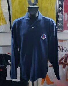 Maillot jersey sweat shirt PSG paris saint germain vintage 1997 1998 97-98 L