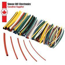 140pcs 21 Polyolefin Heat Shrink Tubes Sleeve Wrap Wire Assortment 5 Sizes1112