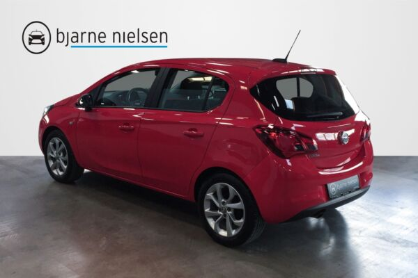 Opel Corsa 1,4 16V Enjoy billede 2