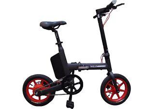 Pedelec Mini E-Bike Elektrofahrrad Fahrrad Elektro eBike Klapprad USB 16.8kg