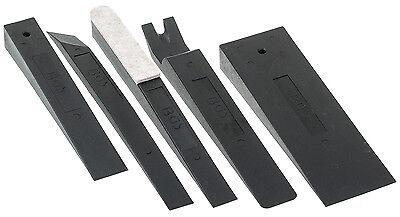 Trim Strip Wedge Set 5 Pieces Plastic Wedge Plastic Levers Tool Set