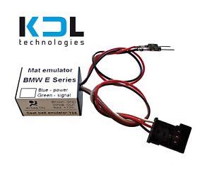 For EU BMW X5 E70 Seat Occupancy Sensor Bypass Mat Emulator original plug