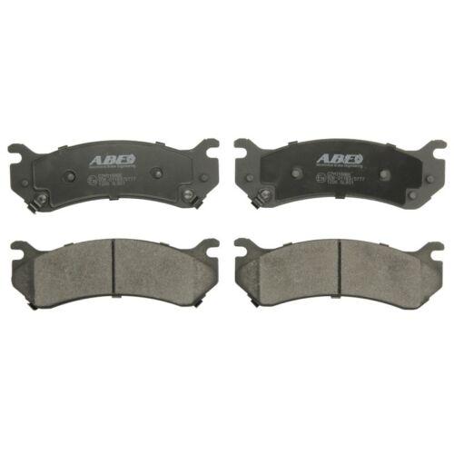 Bremsbelagsatz Scheibenbremse ABE C2Y016ABE