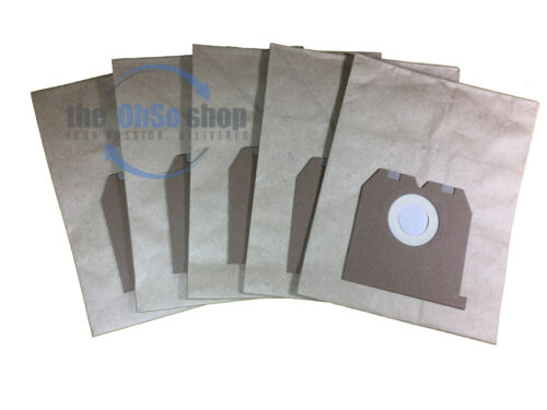 Z1857 5 x ELECTROLUX Vacuum Cleaner Bags E10 E42 /& E42n Type Chic Z1863
