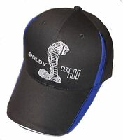 Shelby Gt500 Hat In Black Mens Sizing Brand Item