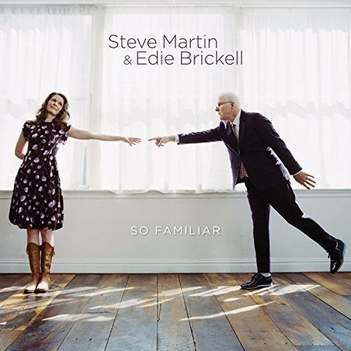Steve Martin & Edie Brickell - So Familiar [New Vinyl]