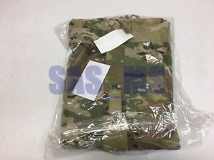 MULTICAM-OCP-L6-W2-GEN-III-EXTREME-COLD-WET-WEATHER-BLACK-LINER-JACKET-XLL-NWT