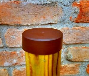 Kunststoffpfostenkappe schutzkappe für Holzpfosten, abdeckkappe für Zaunpfosten