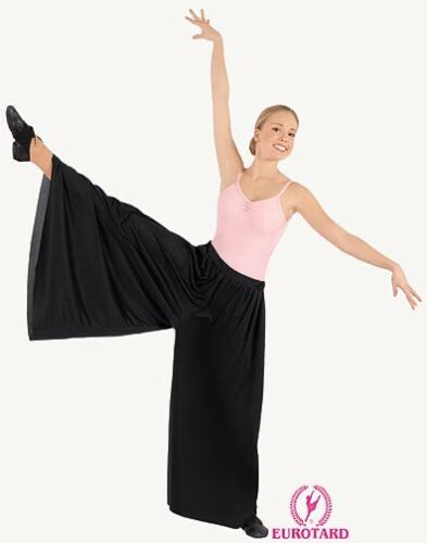 13696 Adult Palazzo Pants by Eurotard for Lyrical//Praisewear