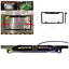 8LED IR Car Rearview Backup License Plate Parking Camera Night Vision Waterproof
