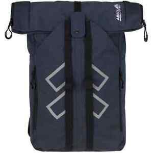 Abbey-Outdoor-Messenger-Bag-X-Junction-18L-Navy-Blue-and-Black-Messenger-Pack