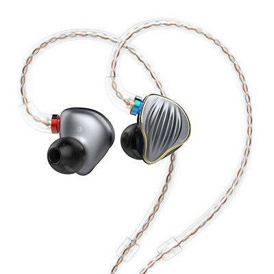 FiiO FH5 Quad Driver Hybrid In-Ear Monitors. Brand New, Authorized Dealer.