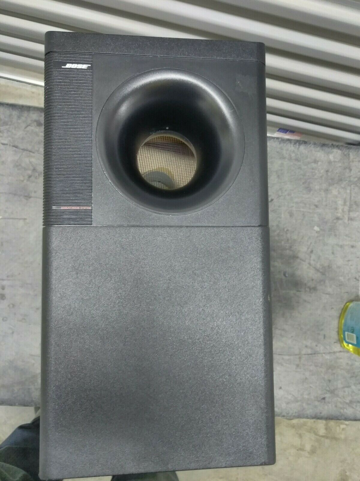 BOSE Acoustimass 5 Series II Direct Reflecting Speaker System Subwoofer Sub Bass