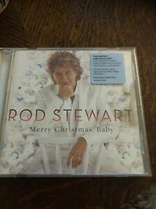 Rod Stewart - Merry Christmas, Baby  CD  (2012) Xmas