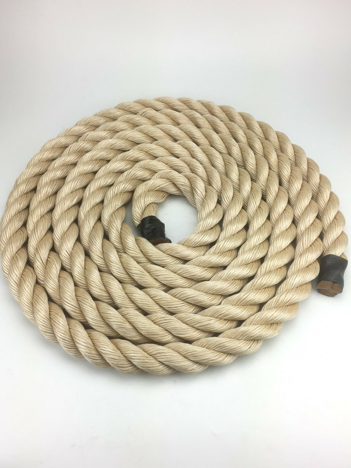 36mm Synthetic Sisal x 50 Metres,Sisal Rope,Sisal For Decking,Garden & Boating