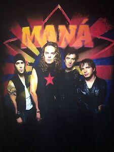 VINTAGE-MANA-REVOLUCION-TOUR-2002-MEDIUM-T-SHIRT-VTG-SPANISH-ROCK-OUT-OF-PRINT