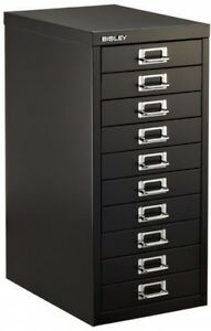 Image Is Loading Metal Office Drawer Filing Cabinet Large File Storage