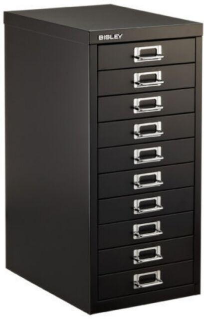 Metal Drawer Filing Cabinet Office Large File Storage