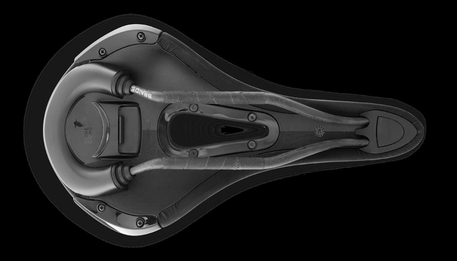 Sattel Fizik Segelflugzeug R1 OPEN groß 152mm Braided Kohlenstoff Kohlenstoff Kohlenstoff schwarz Matt     Elegant Und Würdevoll  ef9078