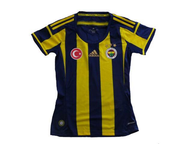 Sport Adidas Fenerbahce Istanbul Jersey Trikot Gr.L telgesa.lt