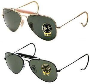 Gafas-de-sol-RayBan-3030-Outdoorsman-Elige-el-color-Calibre-58