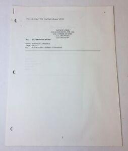 DAWSON-039-S-CREEK-set-used-paperwork-EPISODE-OUTLINE-Season-5-Episode-21