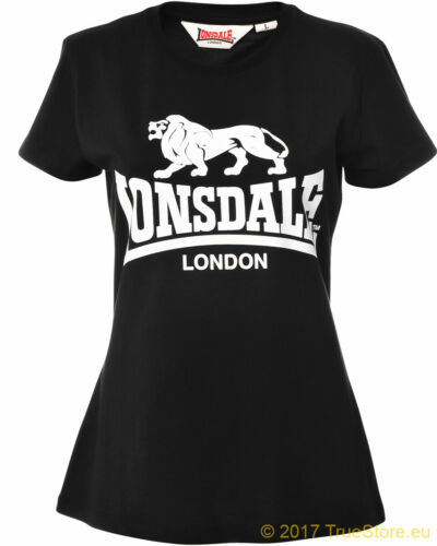 Lonsdale Damen T-Shirt Heather
