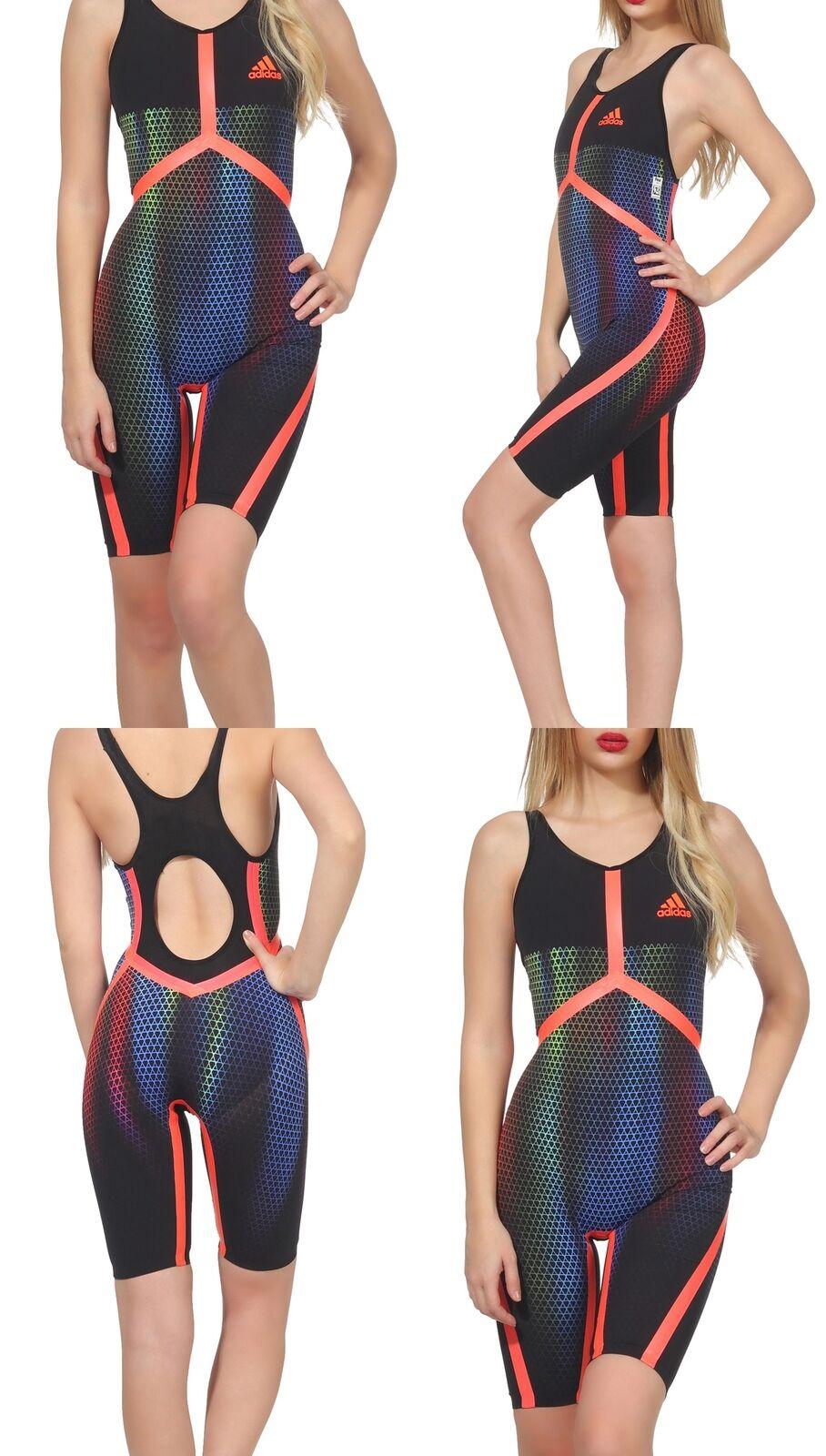 Adidas Adizero Mujer Adizxvi Brobw Traje de Baño Fina Competición Ad220360