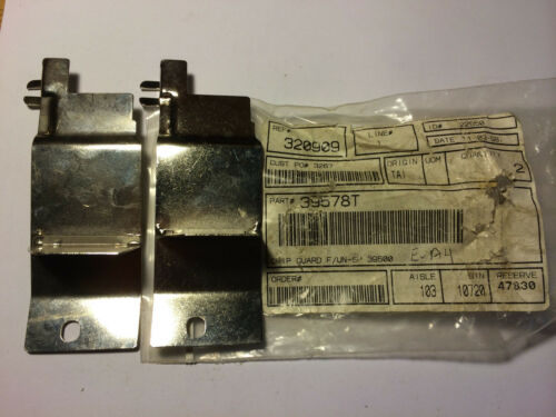 1 39578T chip guard for Union Special 39500 sewing machine