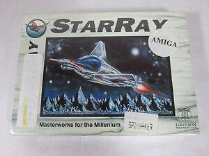 STARRAY-STAR-RAY-Amiga-Computer-Video-Game-RARE-SEALED-Vintage-Computing