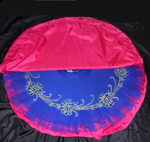100CM   TUTU STORAGE/TRAVEL BAG  - Hot Pink