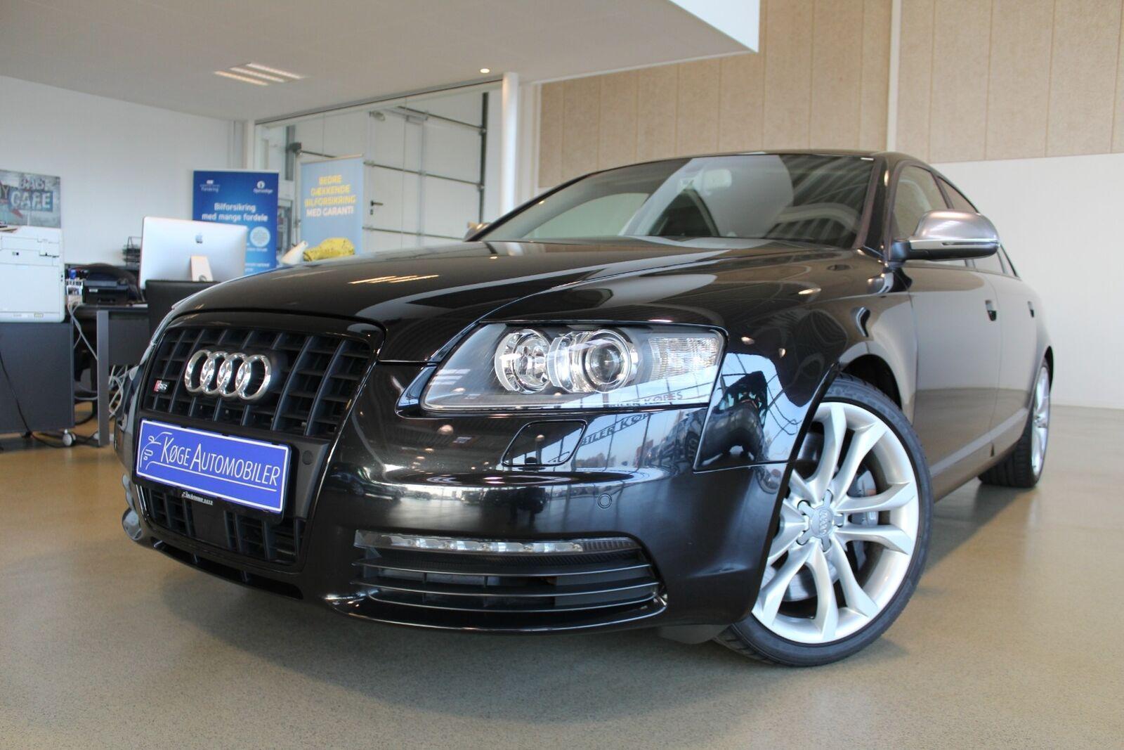 Audi S6 5,2 FSi quattro Tiptr. 4d