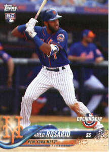 2018-Topps-Opening-Day-70-Amed-Rosario-New-York-Mets-Rookie